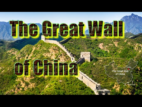 Video Top 10 tourist attractions in China part1 | The Great Wall of China Documentary | Beautiful places