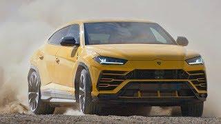 Lamborghini Urus 2018 - dabar