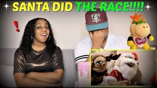 "SML Movie: ""Jeffy's Bad Christmas"" REACTION!!!"