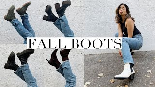 5 Boots Every Woman Needs (and How To Wear Them)