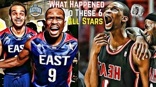6 Recent NBA All Stars Who DISAPPEARED
