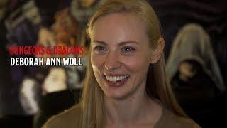 Deborah Ann Woll Talks D&D, Acting And Storytelling
