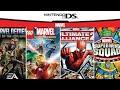Marvel Superheroes Games On Ds