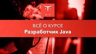 """День Открытых Дверей курса """"Разработчик Java"""""""