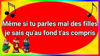 Angele - Balance Ton Quoi (Paroles/Lyrics)