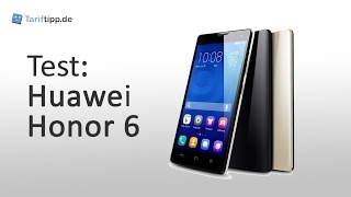 Huawei Honor 6 | Test deutsch