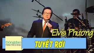 Tuyết Rơi (Tombe la neige) - Elvis Phương [Nhạc Pháp Lời Việt]