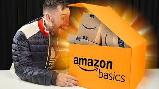 I Bought All The Amazon Basics Products On Amazon!!