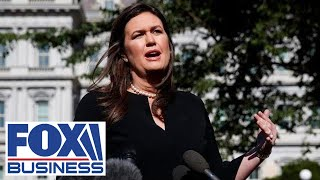 Sarah Huckabee Sanders: Schiff has an agenda and he's playing it out