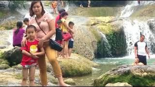 thác đăng mò Bình Gia - Lạng Sơn