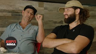 Jorge Masvidal and his dad talk about their close relationship | UFC 244 | ESPN MMA