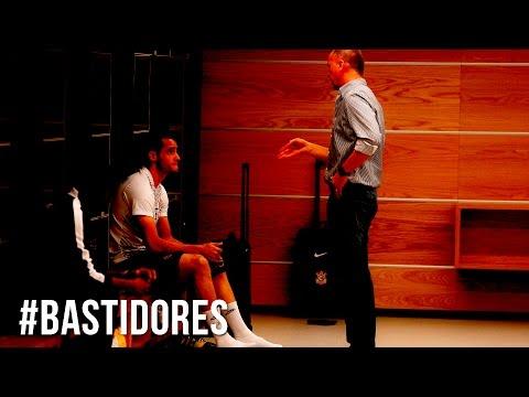 #Bastidores - O vestiário corinthiano após a vitória no Majestoso