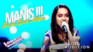 Alisha Nadira Amin Paling Serius Blind Auditions The Voice K...