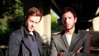Chase & Status - Embrace (Feat. White Lies) (Promotional) [HD 720p]