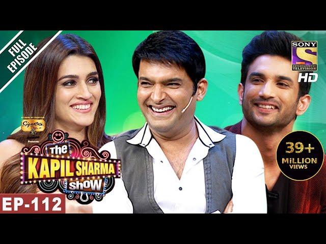 The Kapil Sharma Show – Episode 112 – June 10th 2017 | Sushant, Kriti Sanon
