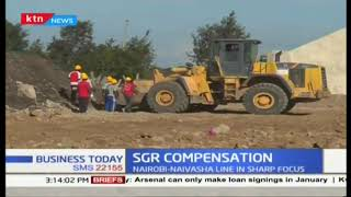 The standard gauge railway project phase 2a  on verge of stalling due to compensation wrangles