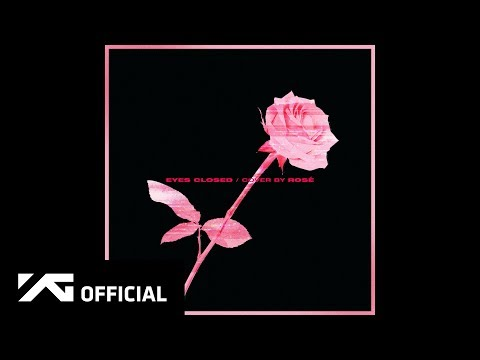 ROSÉ - 'EYES CLOSED (Halsey)' COVER