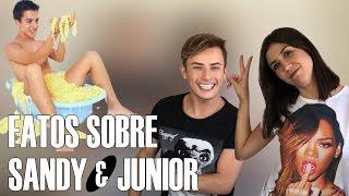 SANDY COM MICHAEL JACKSON E JUNIOR NO MIOJO #Analisando | Maicon Santini