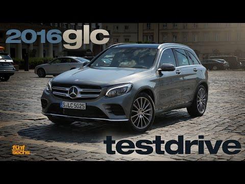 Video: Mercedes-Benz GLC Testfahrt