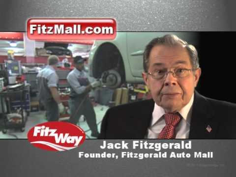 Fitzgerald Auto Mall Frederick >> Service Parts Fitzgerald Auto Mall