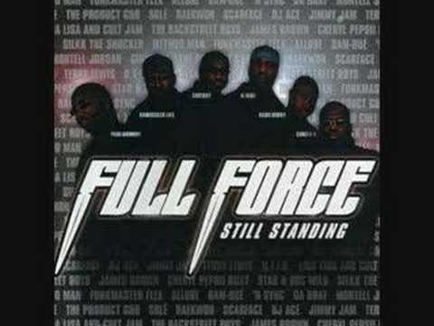FULL FORCE- Kiss It Where It Hurts
