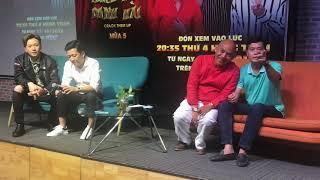 Ngô Kiến Huy nói về việc chia tay Khổng Tú Quỳnh, Trường Giang tiết lộ thời gian Nhã Phương sinh con