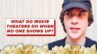Movie Theater Secrets Employees Don't Want You To Know
