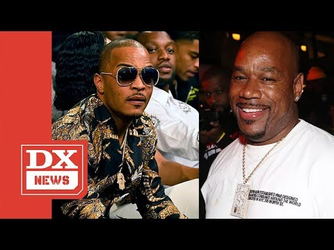T.I. & Wack 100 Take Their E-Beef To A New Level
