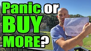 Panic or Buy More Crypto? Why I