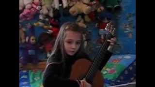 8 Years of Practising Guitar - Tina S