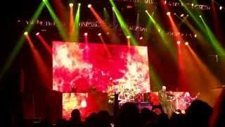 War Pigs Intro - Dragonaut - Judas Priest Live Prudential Center Newark, NJ 11/07/2015