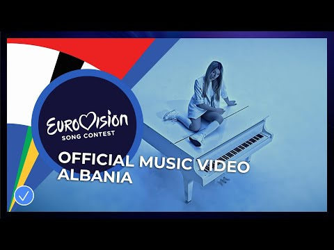 Arilena Ara - Fall From The Sky - Albania 🇦🇱 - Official Music Video