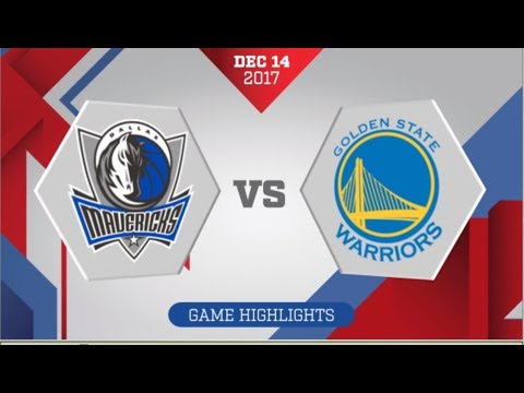 Dallas Mavericks vs Golden State Warriors: December 14, 2017