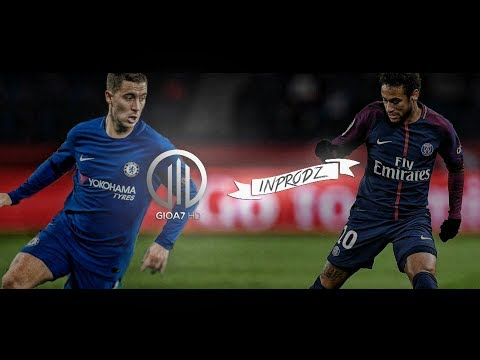 Neymar Jr VS Eden Hazard ●Insane Battle|HD