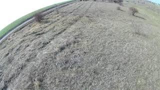Полёт на Mjx Bugs B3pro с камерой Eken H9R