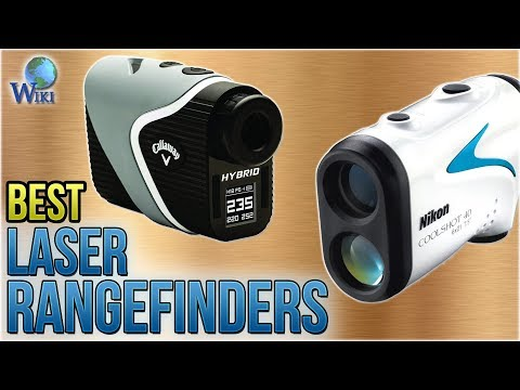 10 Best Laser Rangefinders 2018