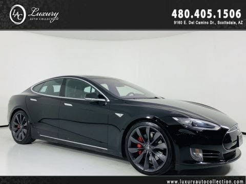 Pre-Owned 2016 Tesla Model S P90D