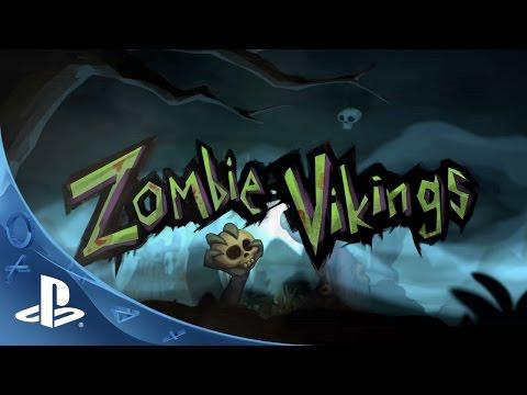 Видео № 0 из игры Zombie Vikings - Ragnarok Edition [PS4]