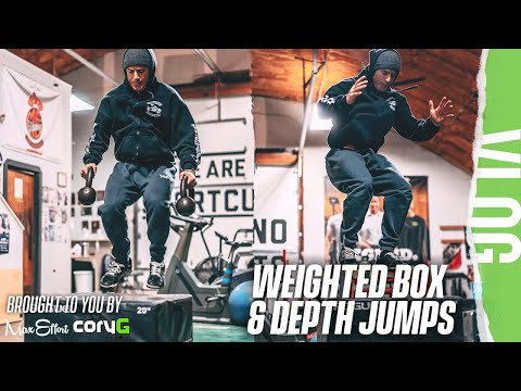 Weighted Box & Depth Jumps