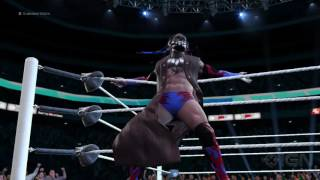 wwe-2k17-finn-balor-full-entrance-video-with-chainsaw