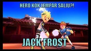 Gambar cover [ Lost Saga ] Membahas sedikit tentang Jack Frost