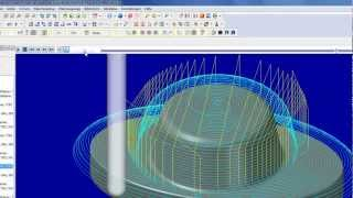 Mastercam X6 - 3D Bearbeitung