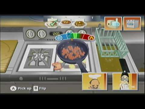 Order Up! Wii