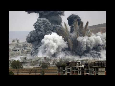 🌍 Сирия объявила о полномасштабном наступления на Идлиб
