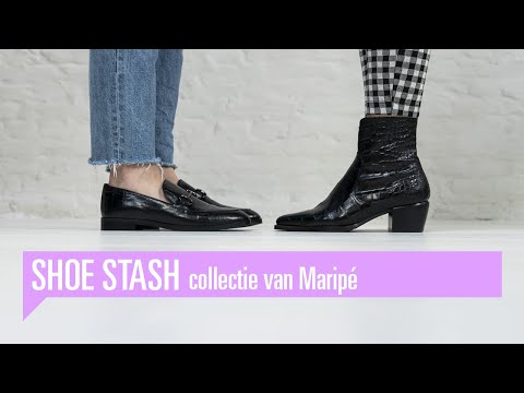Shoe stash | De collectie van Maripé