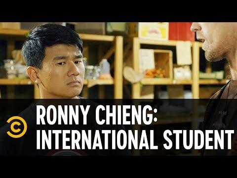 Discovering the Joy of Bubble Tea – Ronny Chieng: International Student