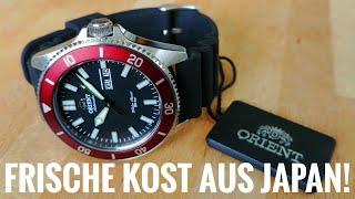 "Orient Kano aka Mako XL II ""Das kann der 200€-Knaller!"" RA-AA0011B19B, Vorstellung, deutsch"
