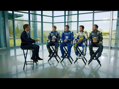 2018: A Year Of Change For Hendrick Motorsports - NASCAR on FOX Interview