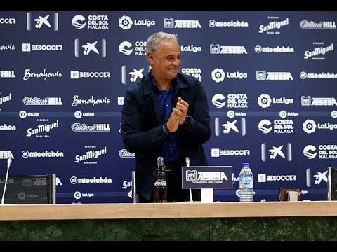 Pellicer anuncia su marcha del Málaga a la conclusión de esta temporada