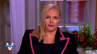 Meghan McCain Says She Threw Up After Fight on 'The View'